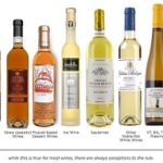 Vinuri dulci sau vinuri de desert?